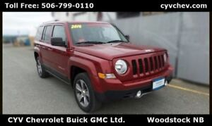 2016 Jeep Patriot North High Altitude - $11/Day - Leather, Sunro