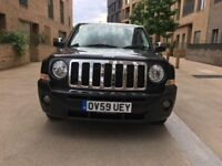 2009│Jeep Patriot 2.0 CRD Limited Station Wagon 4x4 5dr│CAMBELT REPLACED│6 MONTHS WARRANTY│