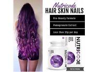 Hair, skin & nail vitamins