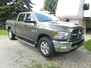 2014 RAM 2500 SLT DIESEL- ALL RV TOW OPTIONS