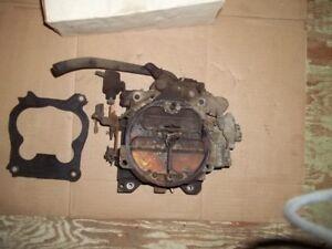 Carburetor Rochester Quadrajet #17034285 GM305 or GM350