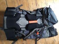 70L Backpack Treck Sport