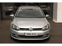 2014 Volkswagen Golf 2.0 TDI BlueMotion Tech GT Estate DSG 5dr (start/stop)