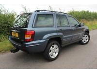 2003 Jeep Grand Cherokee 2.7 CRD Limited Station Wagon 4x4 5dr