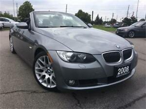 2008 BMW 3 Series 328i , Accident Free , Ontario Car, Certified