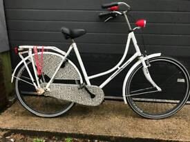 Dutch Sit Up and Beg Bike