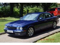 AS NEW (Lowest Mileage) Jaguar XJ8 3.6 Auto Sport in rare Pacific Blue