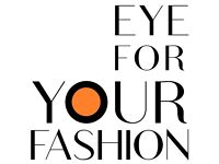 Personal stylist, Personal shopper ready to assist you!