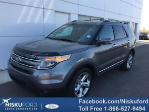 2013 Ford Explorer Limited Leather Moonroof Navigation $269.38 b