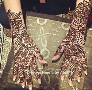 Bridal & Henna Party Services