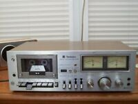 Technics RS-631 Vintage Cassette Deck