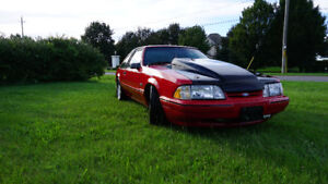 1991 Procharged Mustang