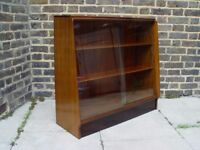 FREE DELIVERY Retro G Plan Bookcase With Glass Doors Vintage Furniture F