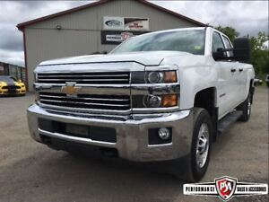 2015 Chevrolet SILVERADO 2500HD LT DBL CAB LONG BOX!