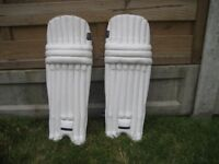 CRICKET PADS BY FEARNLEY - JUNIOR BOYS/YOUNG TEEN