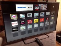 PANASONIC 55-inch SUPER Smart FULL HD LED TV-,built in Wifi,Freeview HD,GREAT Condition