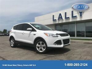2015 Ford Escape SE, One Owner, Gas and Go, Local trade!!