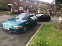 Honda EG LSI Coupe B18c6 conversion