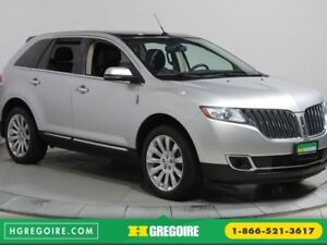2014 Lincoln MKX AWD TOIT CUIR MAGS