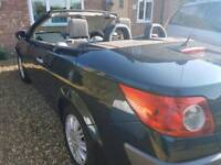 Renault Megane Privilege 1.6 cabriolet panoramic roof hard top convertible