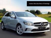 Mercedes-Benz A Class A 180 D SPORT EXECUTIVE (silver) 2017-06-20