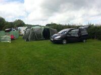 Coleman 6 berth 3 bedroom tent