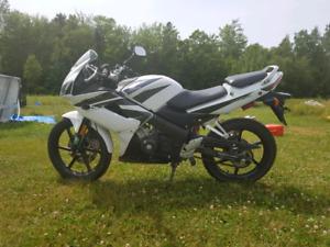 2008 Honda CBR 125r