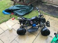 50cc mini quad bike