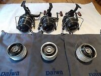 3 daiwa infinity br5000 in boxes