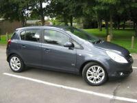 2008 08 REG Vauxhall Corsa 1.3CDTi 16v ( 90ps ) ( a/c ) Design 5 DOOR