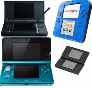 Buying broken ds , dsi , dsi xl , ds lite, 2ds, 3ds, 3ds xl