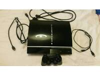 Ps3 40gb (with game bundle)