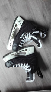 Patins de hockey taille 10 1/2