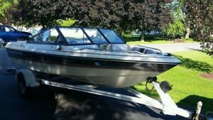 Starcraft Bowrider with Mercury outboard