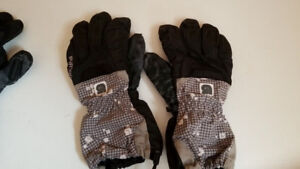 Mens used gloves