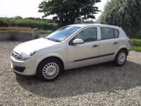 Automatic Vauxhall Astra, Full Service History, Immaculate Condition.