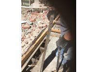 """Reclaimed floorboard 6"""" width good lengths"""