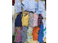 3-6 months baby sleep suits ex condition