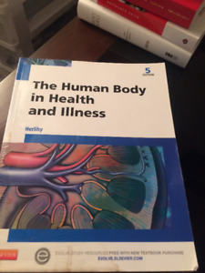 The Human Body in Health and Illness Textbook/Study Guide