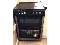 NEW WORLD NW601EDOSS ELECTRIC DOUBLE OVEN COOKER - 60 CM - STAINLESS STEEL
