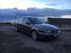 2008 08 Jaguar X-TYPE S 2.0D manual (full service history)