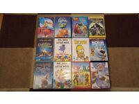 Kids DVDs just 50p each