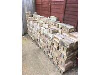 500 - 550 bricks for sale