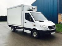 MERCEDES SPRINTER 313 CDI 2011(11) REG FRIDGE FREEZER**EX COMPANY**