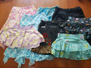 skirts size 8-14