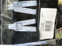 BRAND NEW DICKIES PAINTING OVERALLS (MED)