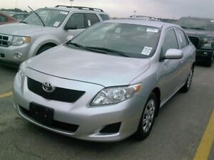 2010 Toyota Corolla CE AUTOMATIC~52KMS~LOW KM~POWER GROUP !!!!