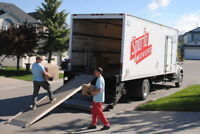 MOVING from $75/hr - BEST Calgary MOVERS - 403-384-9290