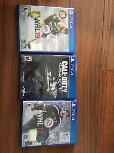 PS4 games for sale GREAT PRICES