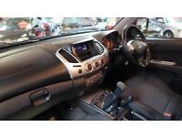 2015 MITSUBISHI L200 CHALLENGER LB DCB 2.5 DI 4WD Double Cab Bluetooth Rev Cam